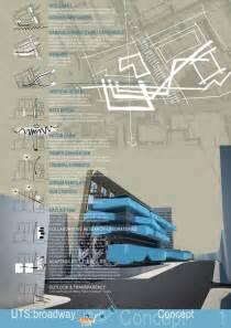 Architectural Sheet Presentation Layout