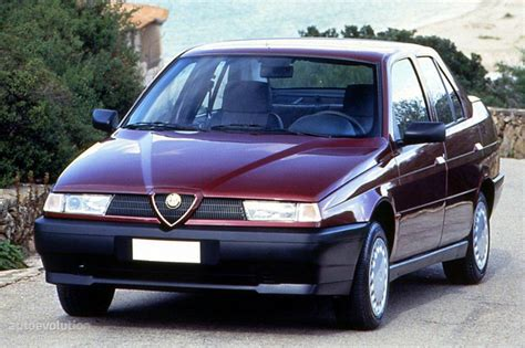 Alfa Romeo 155 Specs & Photos  1992, 1993, 1994, 1995