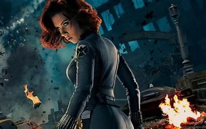 Widow Scarlett Johansson Wallpapers Desktop Hote Hdwallpaper
