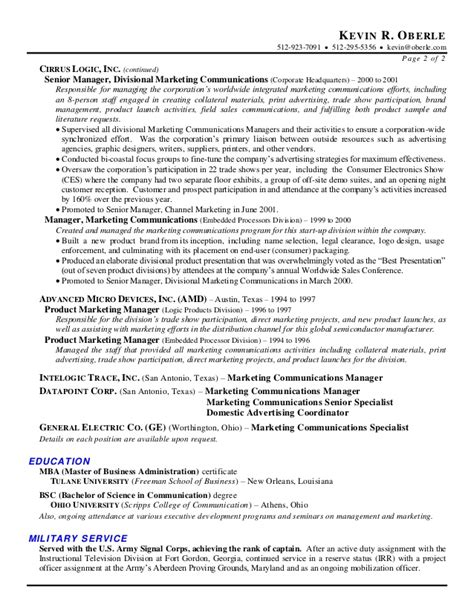sle resume for custom brokerage stonewall services