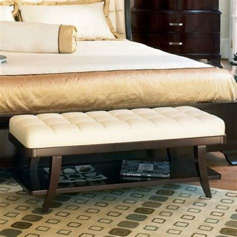 Bed End Benches