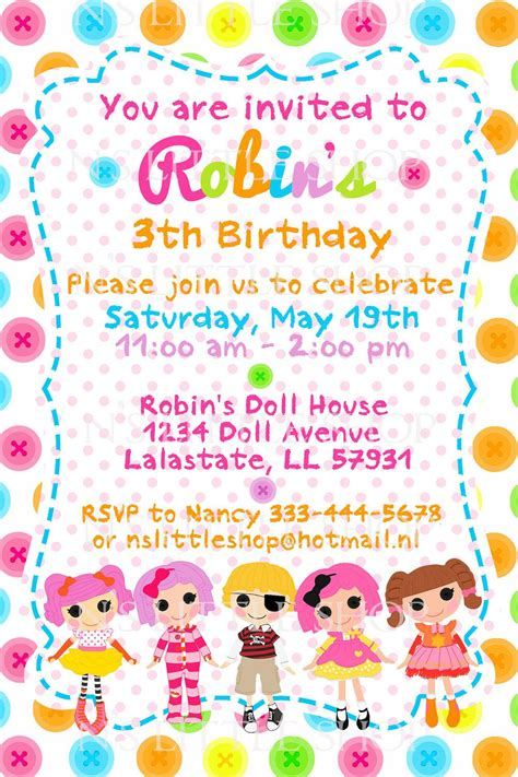 20+ Birthday Invitations Cards Sample Wording Printable