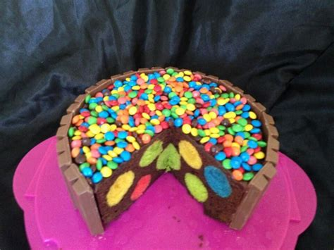 25 best ideas about smarties cake on smarties ideas smarties recipes and easy