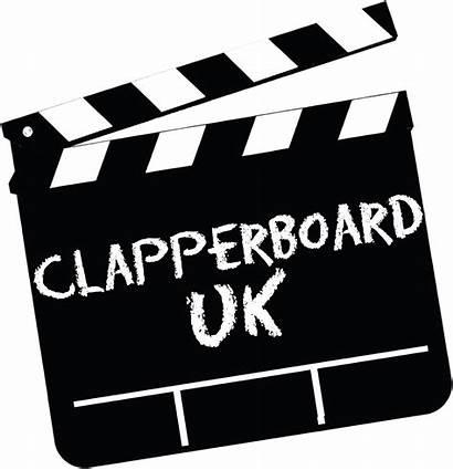 Clapper Clipart Cliparts Clip Board Film Transparent