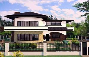 Proiecte De Case Casa Cu Etaj 29 Arhitect Gabriel ...