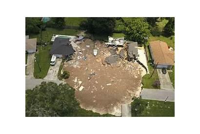Sinkhole Florida Sinkholes Homes Lakes Land Fl
