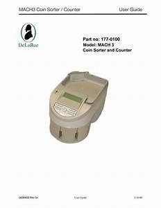 Mach3 Coin Sorter    Counter User Guide
