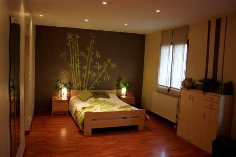 chambre d馗o déco chambre bambou