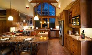 country homes and interiors recipes mullet cabinet craftsman style kitchen