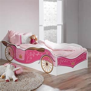 Kinderbett 200 X 90 : kinderbett prinzessin kutsche rosa jugendbett bett kinderzimmer kinder neu ebay ~ Yasmunasinghe.com Haus und Dekorationen