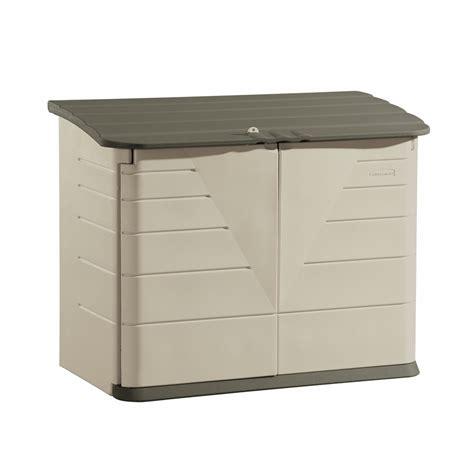 interior mobile home doors shop rubbermaid olive sandstone resin outdoor storage shed