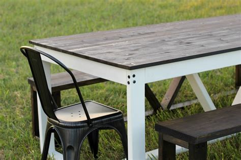 next steps table with storage and 4 chairs set espresso how to build a modern diy farmhouse table life storage blog