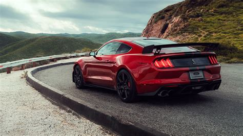 2020 Ford Mustang Gt by 2020 Ford Mustang Shelby Gt500 Wallpapers Hd Images