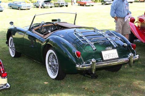 racing green for mga