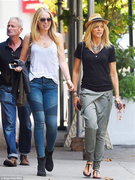 marla tiffany trump maples looks donald daughter both gorgeous casual step alike she seen bright steps york ago