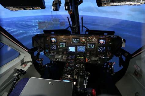 Sikorsky S76 Simulator - Frasca Flight Simulation