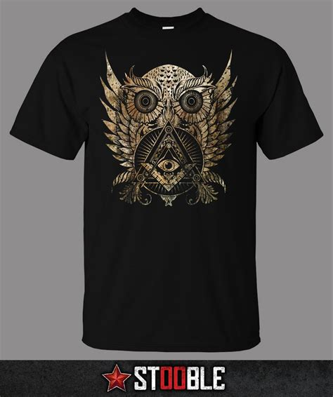 illuminati shirt owl illuminati t shirt new direct from manufacturer ebay