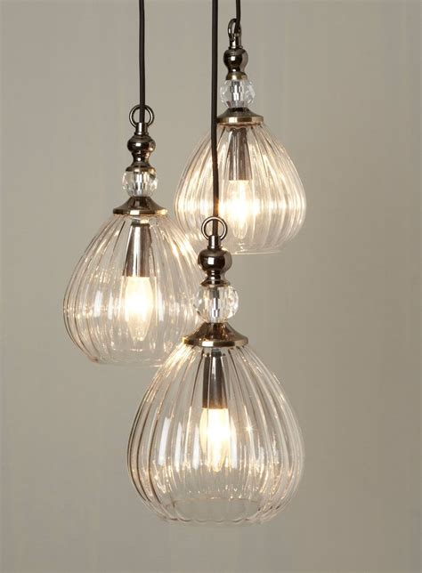 Bhs Bathroom Lighting by Mirielle 3 Light Cluster Ceiling Lights Home Lighting