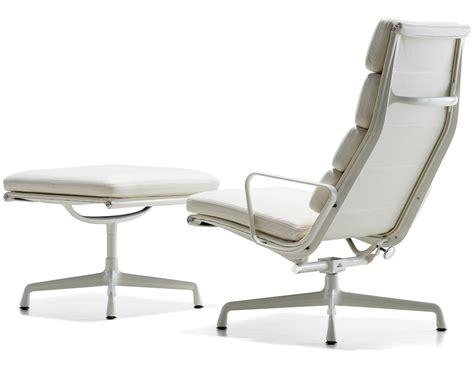 eames 174 soft pad lounge chair ottoman hivemodern