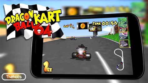 Jugar a mario kart 64 online es gratis. Dragon Ball Kart 64 para Android | Mario Kart para Android | MK64 HACKS | Thenocs - YouTube