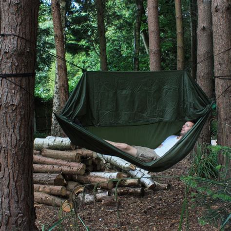 Survival Hammock by Andes Cing Jungle Hammock Hiking Survival