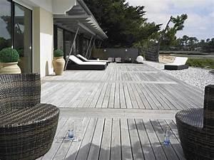 charmant conseil pose terrasse bois 4 fp bois nos With conseil pose terrasse bois