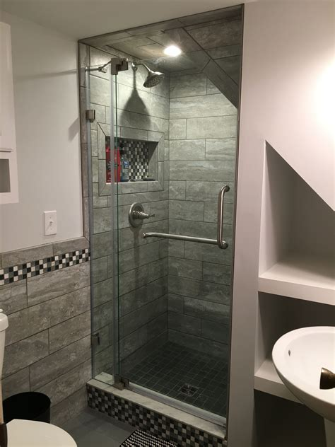 Under The Stairs Shower Small Bathrrom Pinterest