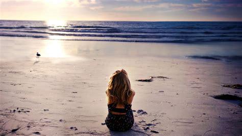 Viver Sem Amar E Passar A Vida Só Olhando O Mar