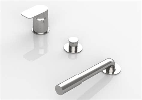 ideal standard rubinetti rubinetti 3d gruppo bordo vasca ideal standard tonic