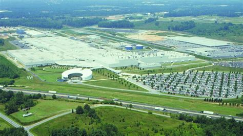 Plant Spartanburg by Bmw Invests Heavily In Spartanburg Plant Us Motor1