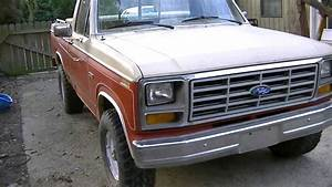 1983 Ford F150 4x4 Part 2