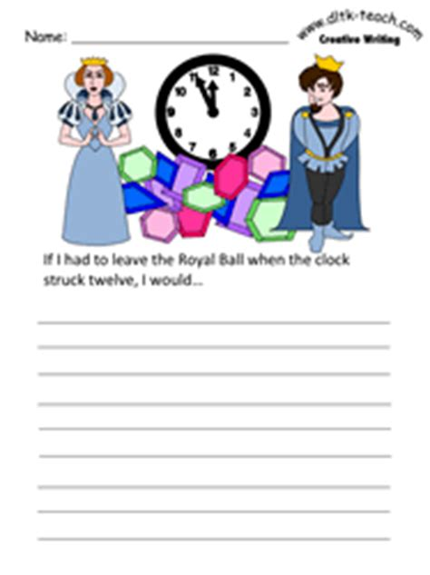 fairy tales creative writing prompts