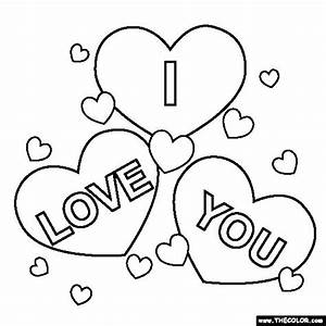 I love you coloring pages for teenagers printable 02 ...
