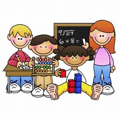 Clipart Grundschule Klassenzimmer