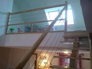 Garde Corps à Faire Soi Même : comment choisir un garde corps d 39 escalier ~ Premium-room.com Idées de Décoration