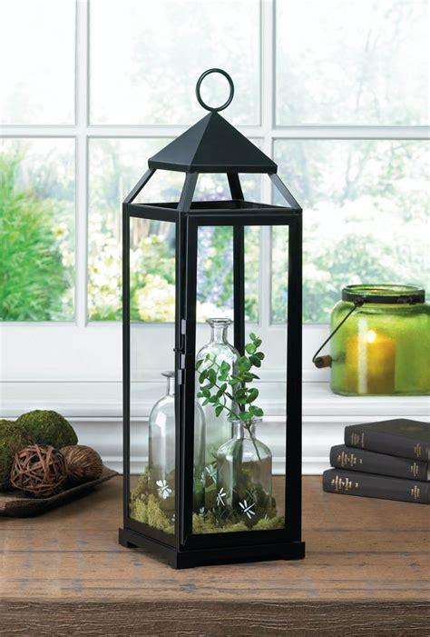 tall black lantern wholesale  koehler home decor