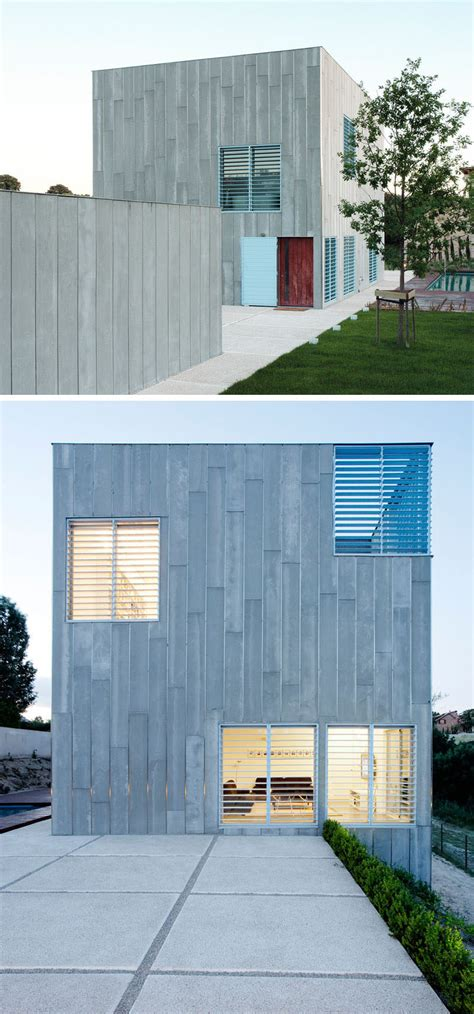 Exterior Minimalist by 12 Minimalist Modern House Exteriors From Around The World