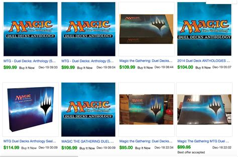 Tcgplayer Duel Decks Anthology by Duel Decks Anthology Review Mtgprice