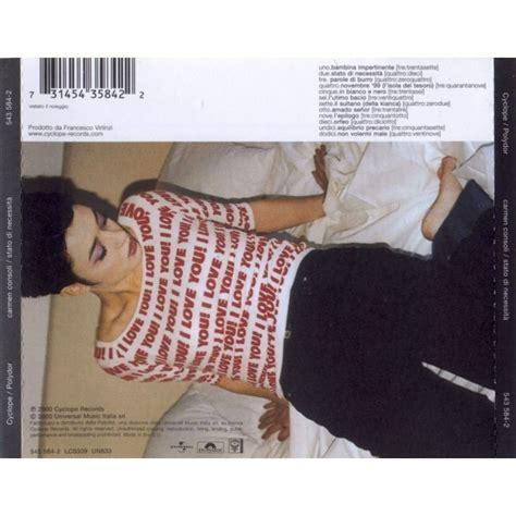 consoli album stato di necessit 224 consoli mp3 buy tracklist