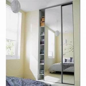Miroir Adhésif Pour Porte : 17 meilleures id es propos de portes de placard miroir ~ Dailycaller-alerts.com Idées de Décoration