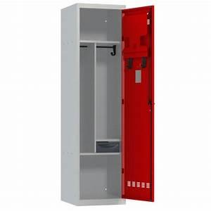 Casier De Vestiaire : vestiaire pompier m tallique haute r sistance armoire plus ~ Edinachiropracticcenter.com Idées de Décoration