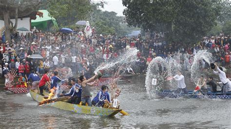 The Open Boat The Cook by Rice Cooking Competition In Hanoi Tourist