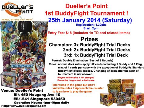 Buddyfight Trial Deck 2 by Singapore Future Card Buddyfight Trial Deck