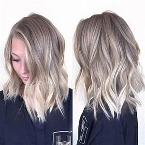 Coupe Mi Long Blond : cheveux mi longs quelle coupe adopter en 2016 16 photos trend zone ~ Melissatoandfro.com Idées de Décoration
