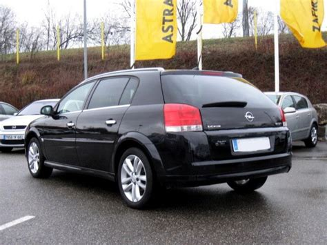 2005 Opel Signum 19 Cdti Automatic Related Infomation