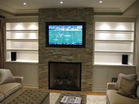 Tv Over Fireplaces Pictures To Mount A Flat Panel Above