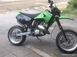 Kawasaki Kdx 125 125 Cm U00b3 1991 - Hyvink U00e4 U00e4 - Motorcycle