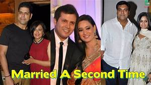 14 Popular Indian TV Actresses Who Got Married A Second ...