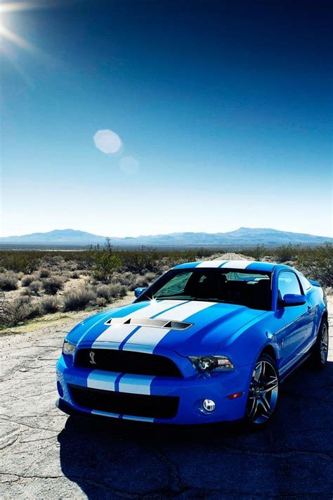 Blue Mustang Wallpaper Iphone by Ford Mustang Gt Automotive Sport Cars Iphone Wallpaper