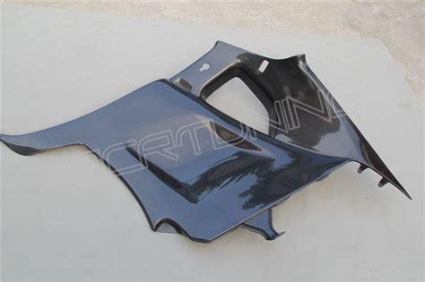 nissan gt  carbon fiber rear  door panel dcr
